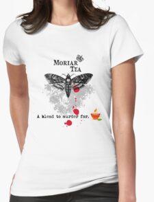 Moriar Tea 5 Womens Fitted T-Shirt