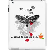 Moriar Tea 5 iPad Case/Skin