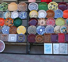Pottery for Sale by Laurel Talabere