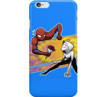 Peter & Gwen iPhone Case/Skin