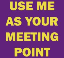 Still use me as your Meeting Point by FestCulture