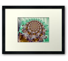 autumngirl Image1- Exquisite Sepia + Parameter Framed Print
