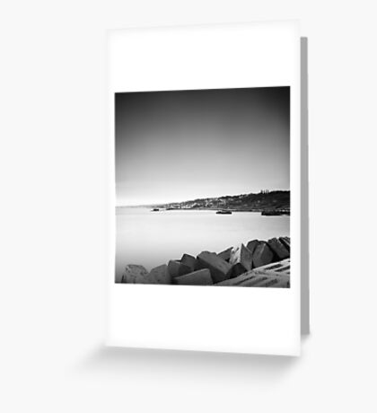 coast lands Greeting Card