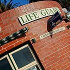 Life Guard,Eastern Beach Nostalgia by Joe Mortelliti