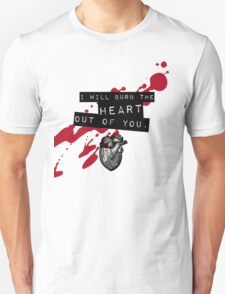 Moriarty - Heart T-Shirt