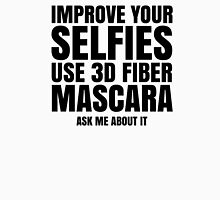 Improve Your Selfies Use 3d Fiber Mascara - Ask me about it. Younique Inspired Women's Tank Top