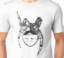 Cat Face Spider  Unisex T-Shirt