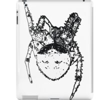 Cat Face Spider  iPad Case/Skin
