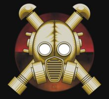 Gasmask Apocalypse by Rustyoldtown