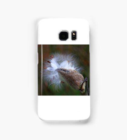 Milkweed Samsung Galaxy Case/Skin
