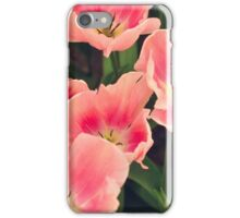 So many pretty pink flowers iPhone Case/Skin