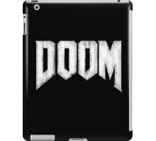 Doom Grunge iPad Case/Skin
