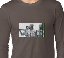 """Vietnam War Memorial"" -   lest we forget Long Sleeve T-Shirt"