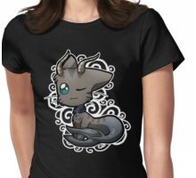 Zodiac Cats - Capricorn Womens Fitted T-Shirt