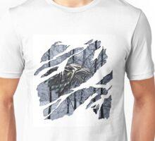 Stark house sigil winter ripped Unisex T-Shirt