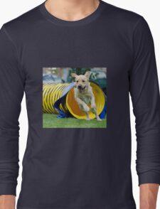 Dog training Long Sleeve T-Shirt