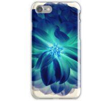Bright Blue Summer Flower iPhone Case/Skin