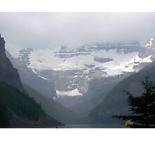 glaciers Photographic Print