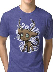 Zodiac Cats - Taurus Tri-blend T-Shirt