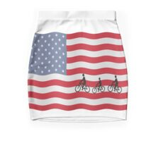 Cycling USA Mini Skirt