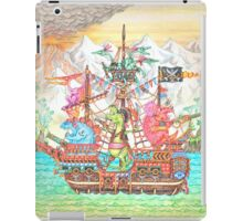 DinoPirates iPad Case/Skin