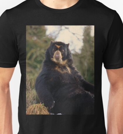 Spectacled Bear Unisex T-Shirt