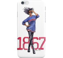 Howard Diva iPhone Case/Skin