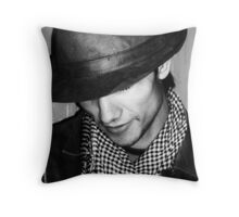 Self Portrait..!! Throw Pillow