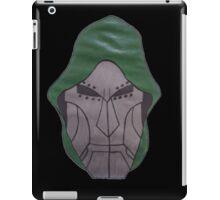 dr doom iPad Case/Skin