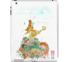 Dragon Fountain iPad Case/Skin