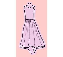 dress Photographic Print