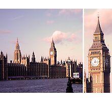 Big Ben Ten Photographic Print