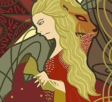 Cersei Lannister by happyfox