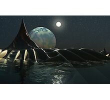 Leviathan at Rest Photographic Print