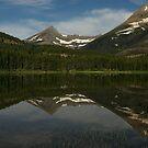 Morning at Fishercap Lake by Ken McElroy