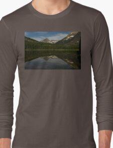 Morning at Fishercap Lake Long Sleeve T-Shirt