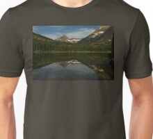 Morning at Fishercap Lake Unisex T-Shirt