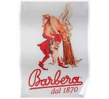 Barbera Poster