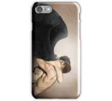 Hold me tight iPhone Case/Skin