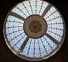Berrington Hall, Circular Skydome by John Dalkin