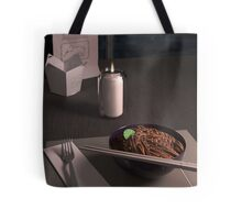 Night Noodles Tote Bag