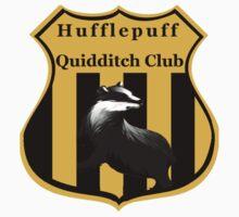 Hufflepuff Quidditch Club Crest by kwheat