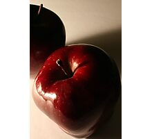 Apple romance Photographic Print