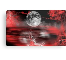 Sea of Love-abstract+Products Design Metal Print