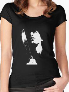 MURDER INC Women's Fitted Scoop T-Shirt