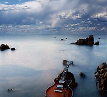 Guitar On The Rocks by Yanni