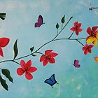 Butterflies, Life &amp; Hope by Kristy Spring-Brown