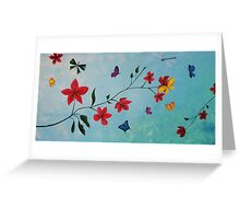 Butterflies, Life & Hope Greeting Card
