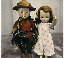 Man in Uniform by Barbara Wyeth