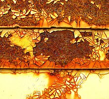 Rusting Away the Time by Jessica Snyder